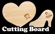 ベティちゃんのカッティングボード(まな板)