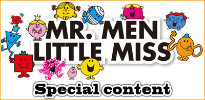 MR. MEN LITTLE MISS OFFICIAL WEBSITE